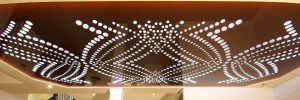 Perforated Stretch Ceilings