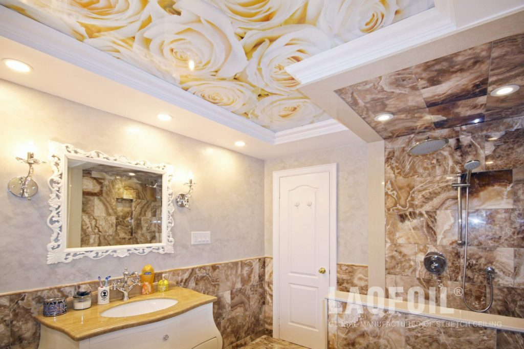 Printed Ceilings In Gloss Finish
