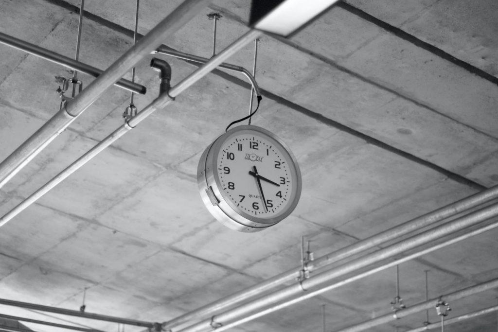 industrial plain ceiling