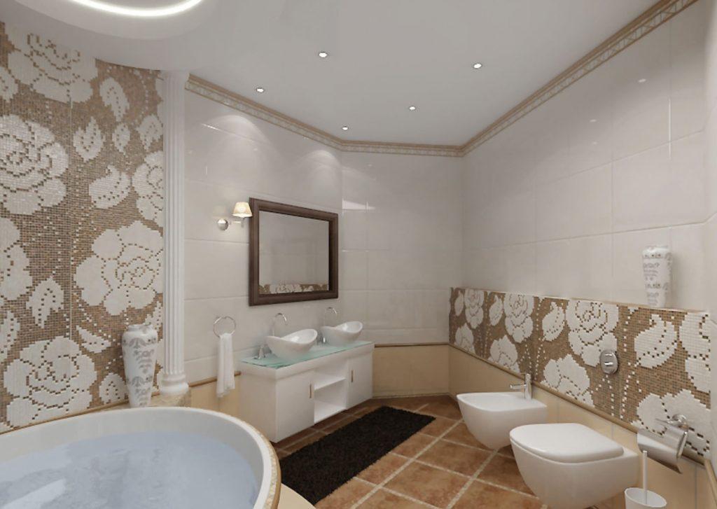 laqfoil bathroom with Custom Wall Covers GTA