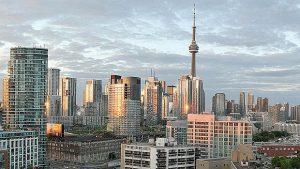 photo of city of Toronto