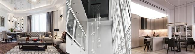 custom stretch ceiling glossy