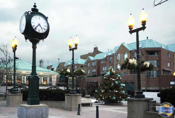photo of Oakville town