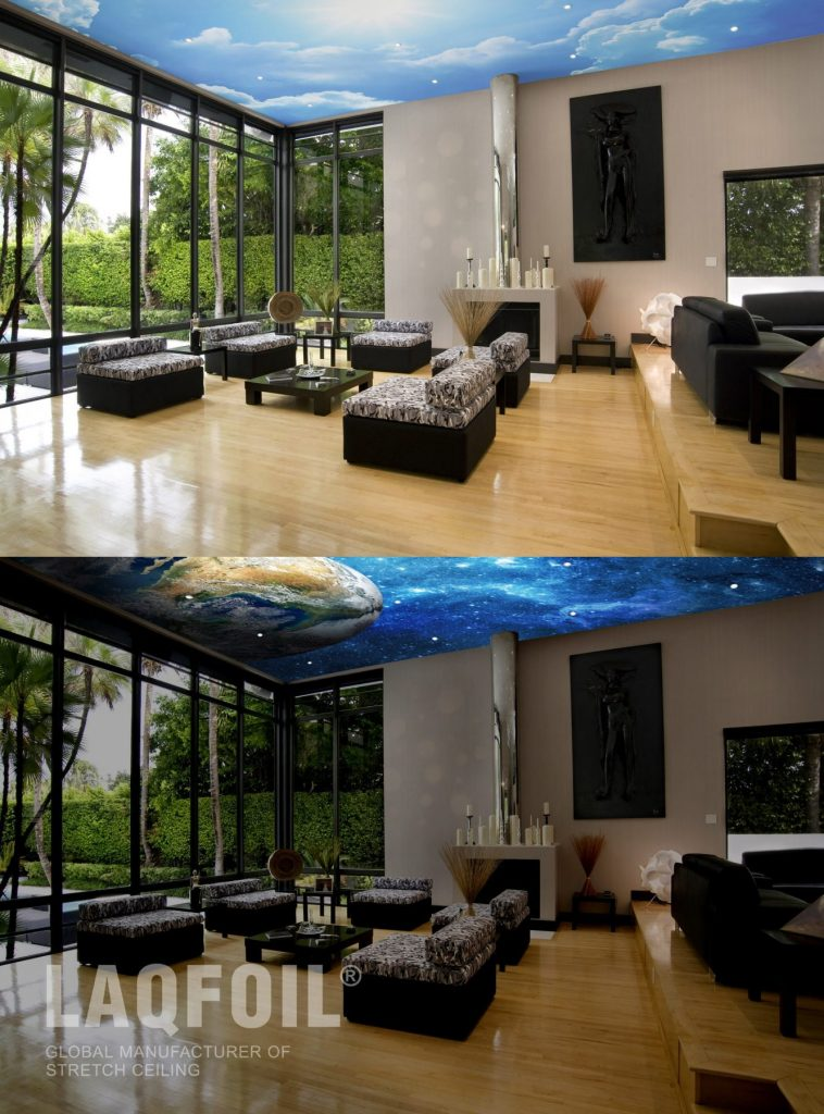 Double Vision Ceiling
