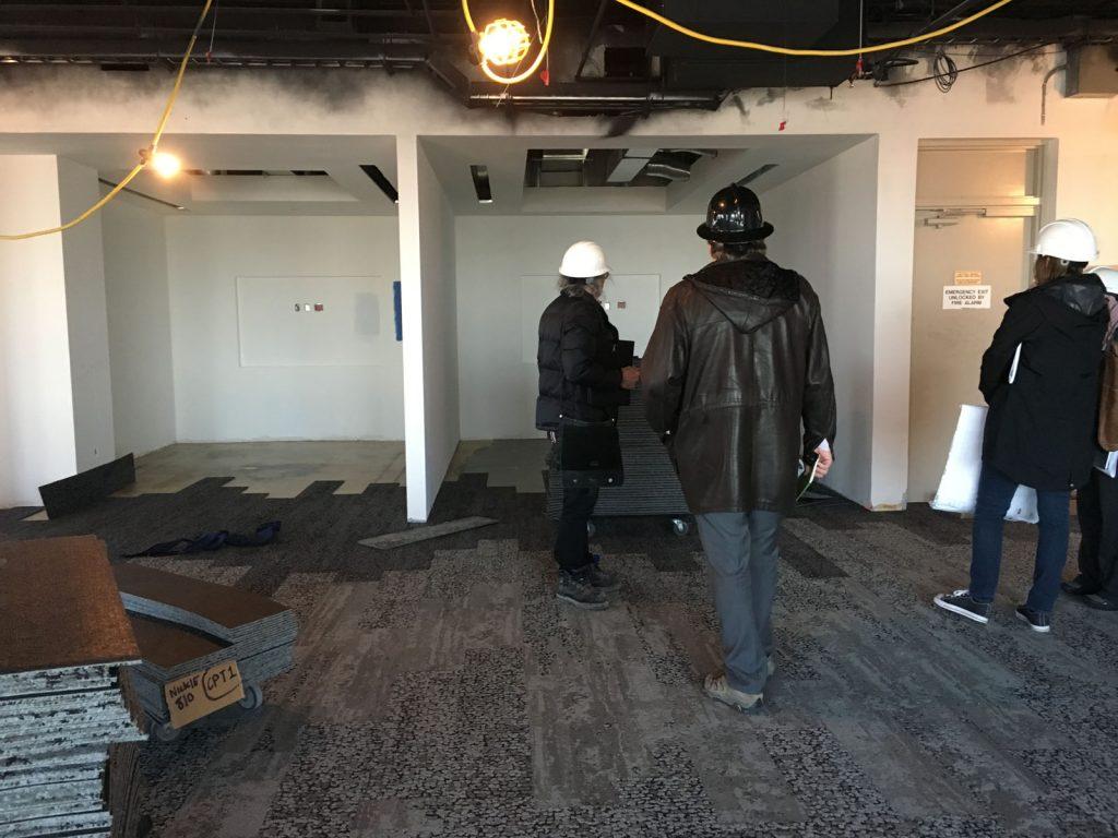 Before installing custom stretch ceiling CANADA