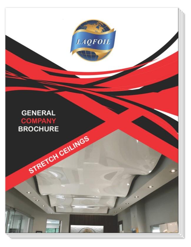 Laqfoil general company brochure