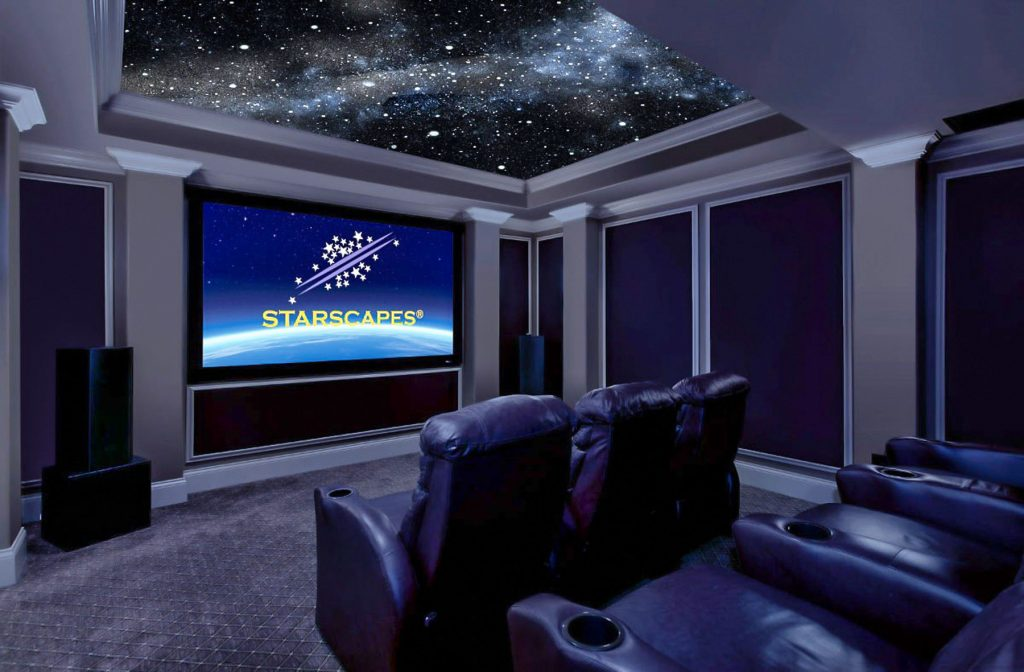 Starry Sky Ceilings