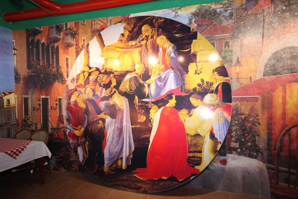 amazing wall mural stretch ceiling in canada