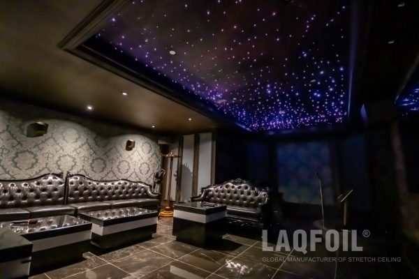 starry night ceilings by laqfoil team