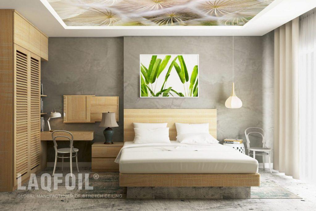 Custom Printed Backlit Stretch Ceiling