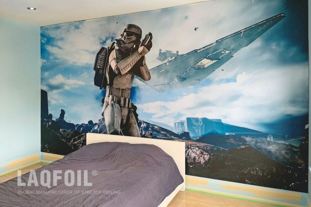 Descor Custom Printed Wall Mural