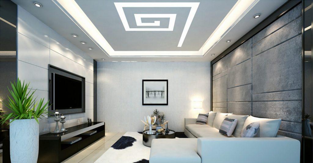Linear Lights Ceilings
