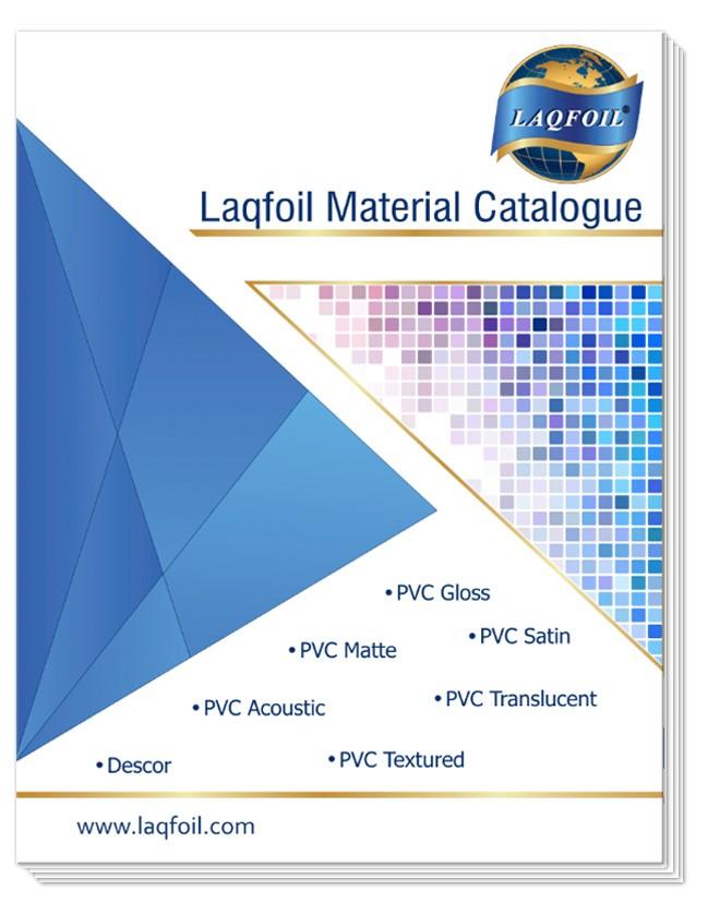 Duvumentations Materials catalogue