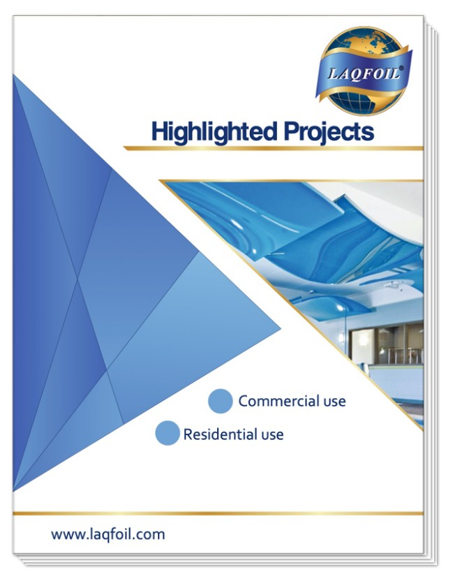 Highlighted Projects Laqfoil