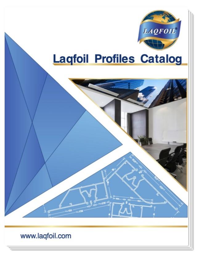 Laqfoil Profiles Catalogue