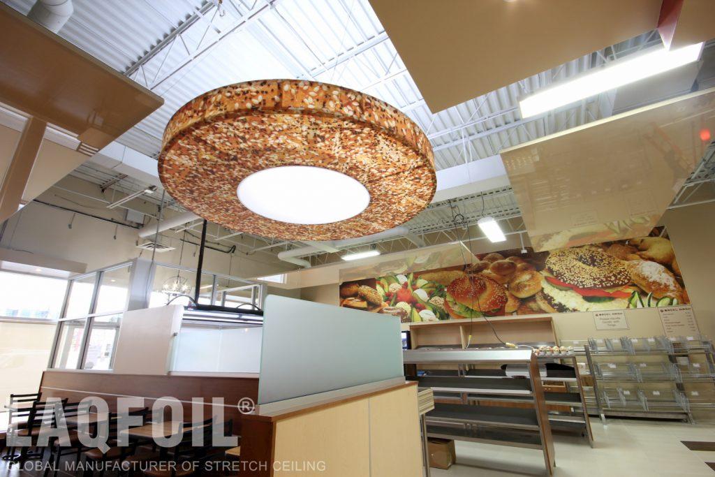 Bagel Nash Restaurant modular strucrures