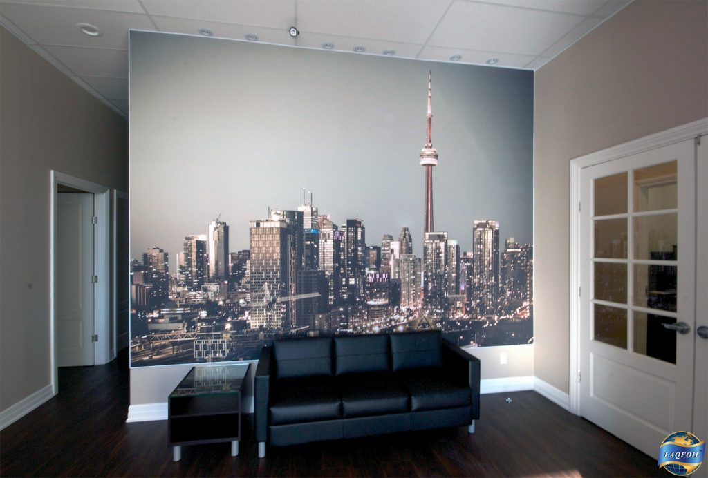 Home Life Brokerage Wall cover