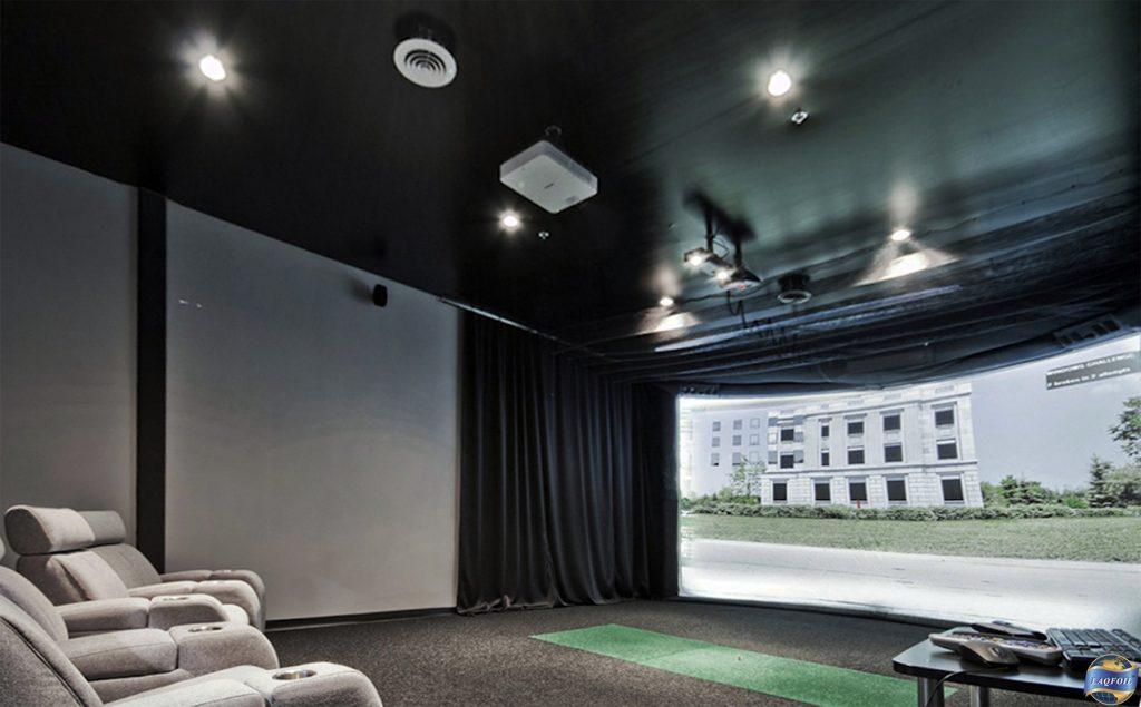 Modern Golf Arena (6)