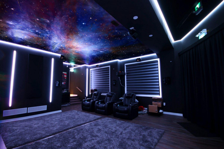 starry sky ceiling design